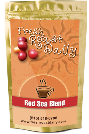 Red Sea Blend Coffee